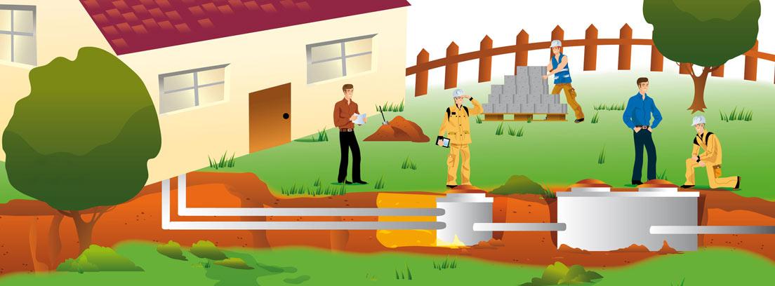 Energía geotérmica en casa: qué es y cómo funciona
