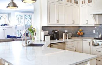 Trucos para disimular desperfectos de encimeras en casa
