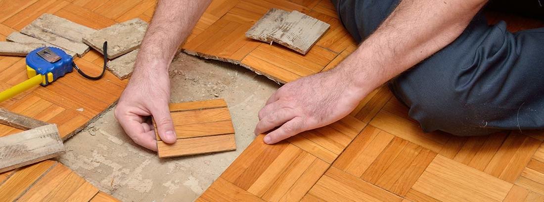 Cómo restaurar el parquet paso a paso
