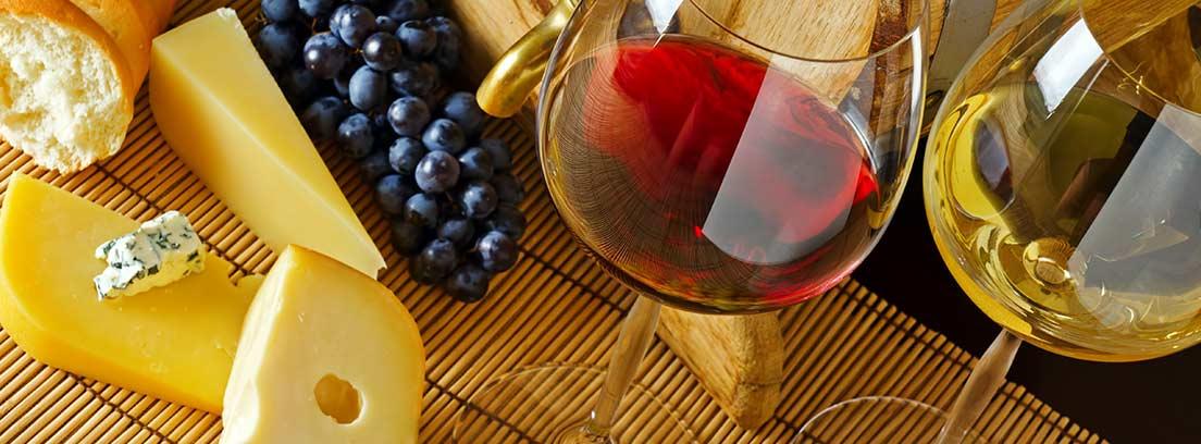 Conviértete en un experto en maridaje de vinos
