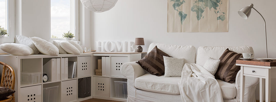 Cómo decorar una habitación pequeña para ganar espacio