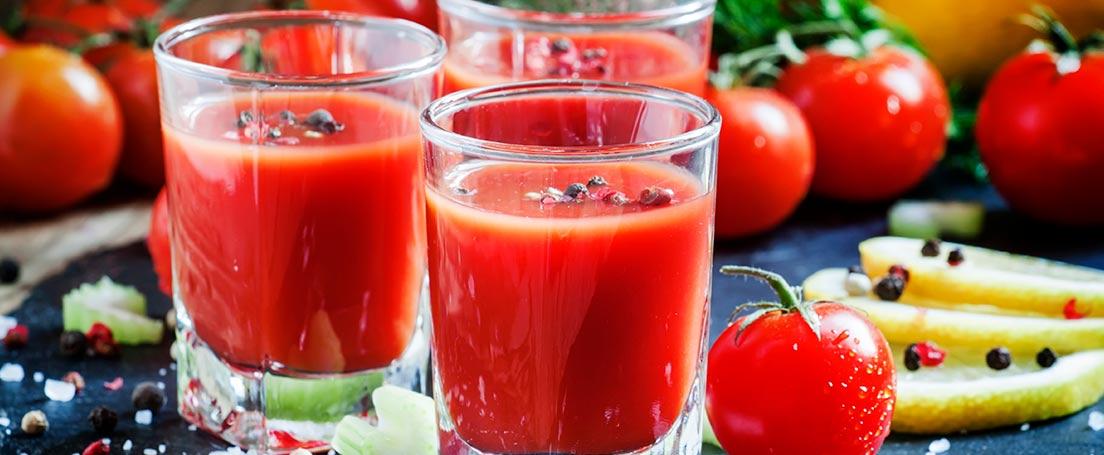 Receta de Bloody Mary para el brunch más cool