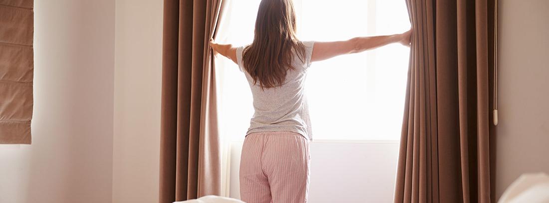 cortinas para el dormitorio
