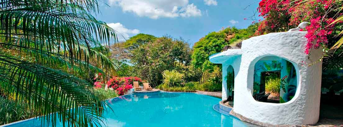 Hotel sostenible Finca Rosa Blanca Coffe Plantation Resort