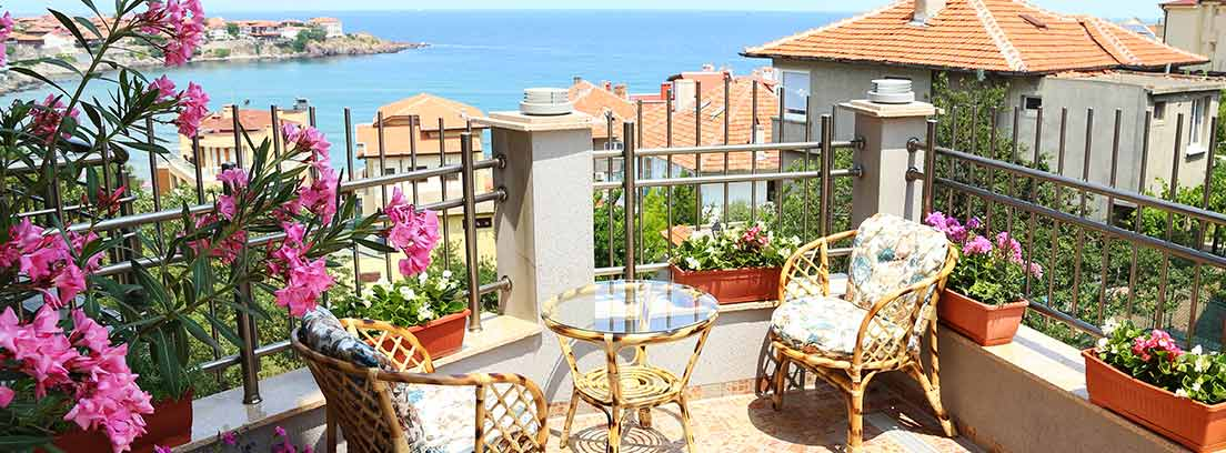 Decora tu casa con estilo mediterráneo