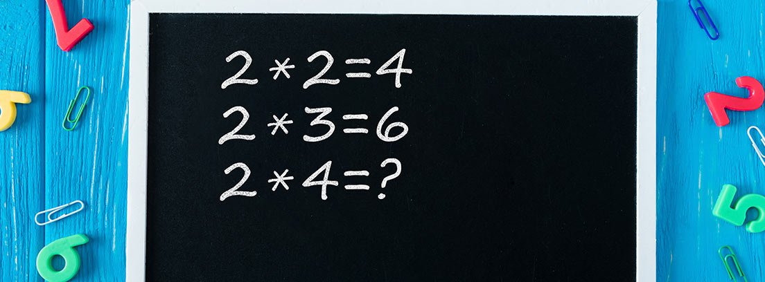 Cómo aprender las tablas de multiplicar