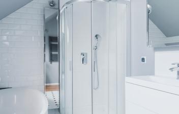 mampara de ducha a medida