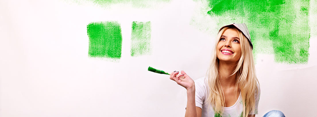 ¿Cómo pintar con pintura fosforescente?