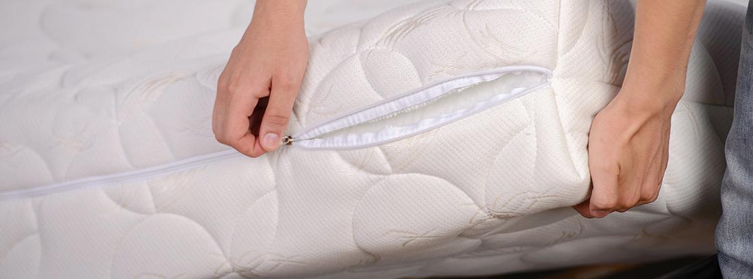 desinfectar un colchón en casa