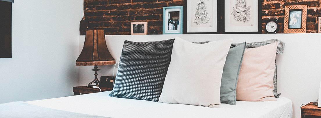 Cómo hacerse cabeceros con personalidad para tu cama