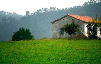 Vivienda construida en suelo rústico en Cantabria