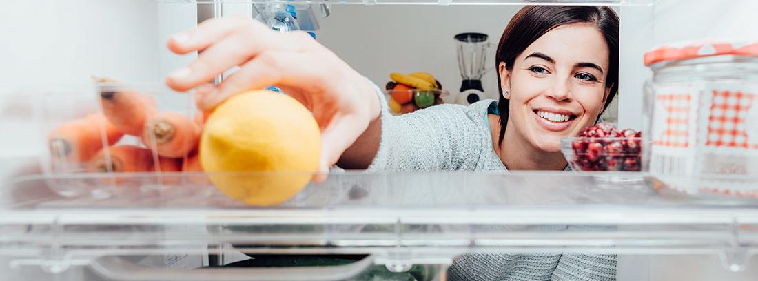 Trucos para eliminar el mal olor del frigorífico