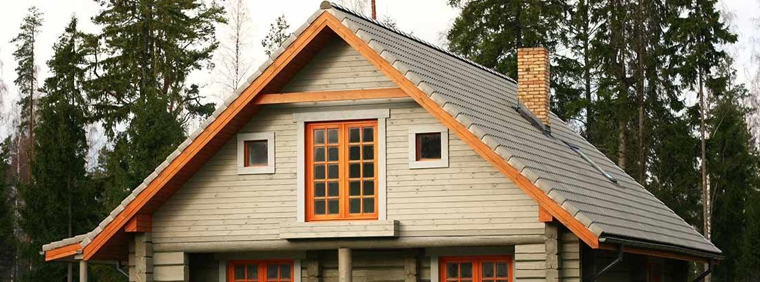 Mantenimiento casa de madera