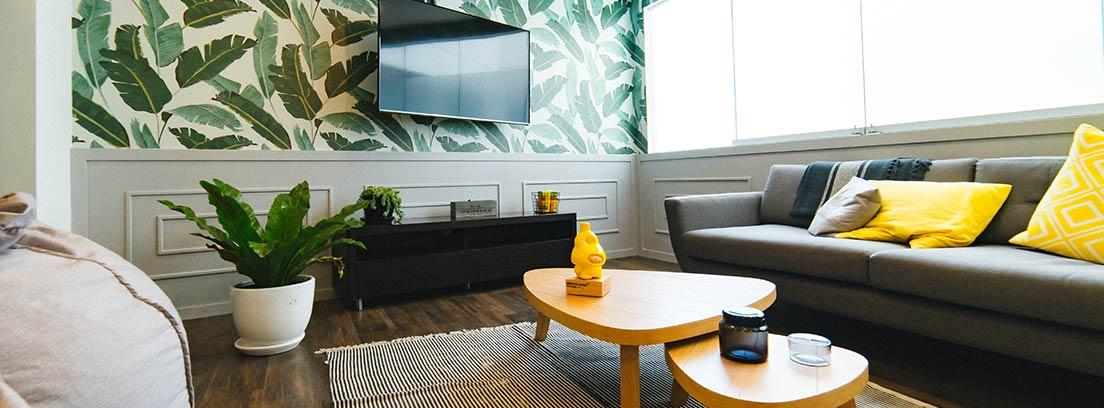 ¿Cuáles son los colores perfectos para tu salón?