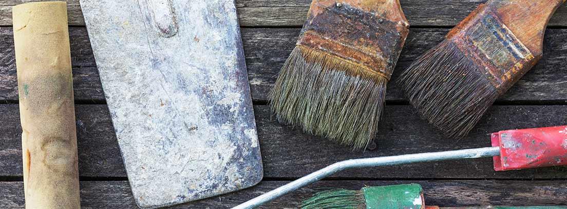 Distintas formas de reparar el gotelé