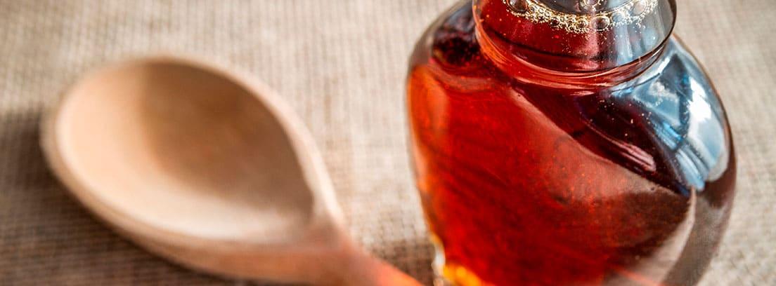 Cucharada con miel