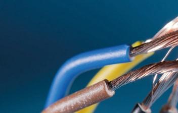 Cables pelados