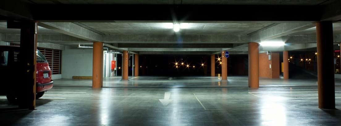Garaje de coches