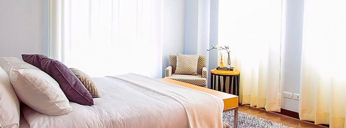 Guía de tamaños de sábanas y edredones