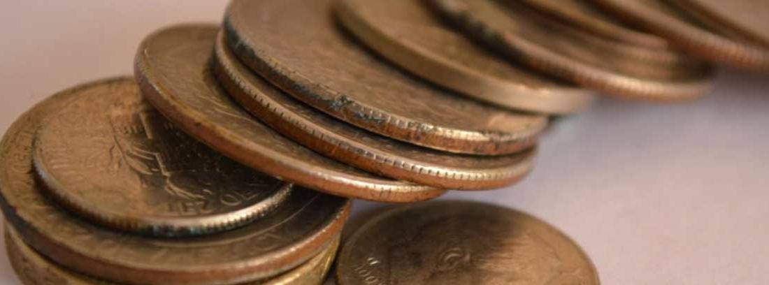 Monedas de bronce