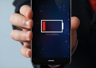 durabilidad batería móvil