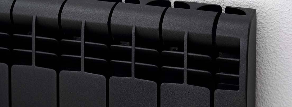 Acumulador electrónico negro