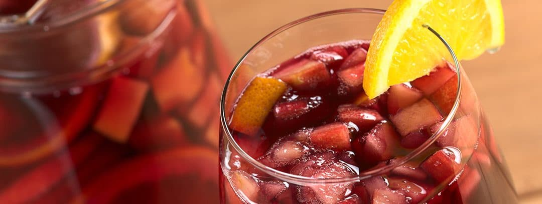 Sangría sin alcohol