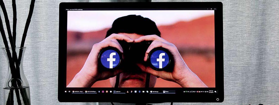 Facebook y Nearby, contacta y geolocaliza