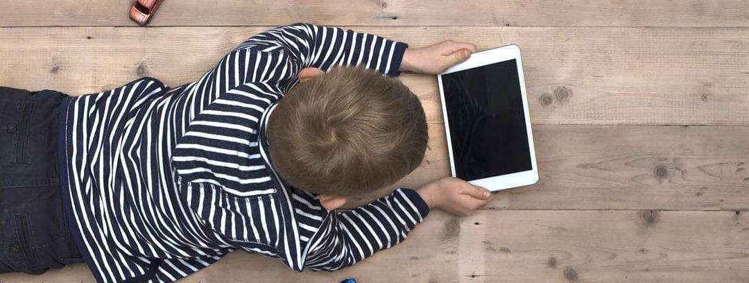 Top aplicaciones para niños pequeños