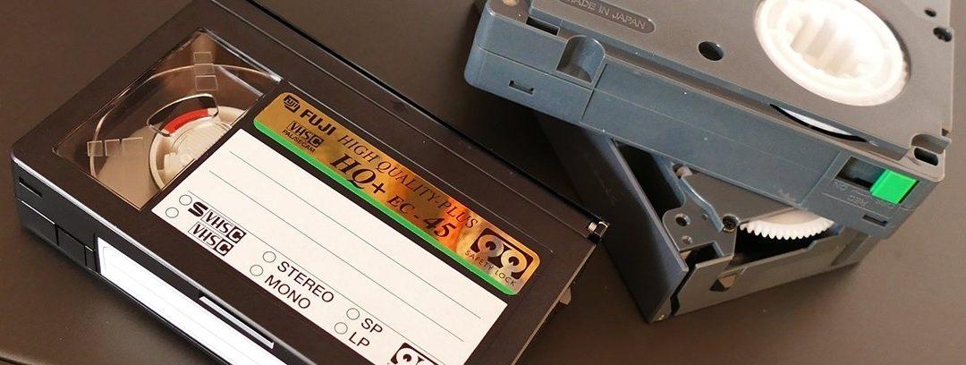 3 formas de pasar videos VHS a DVD