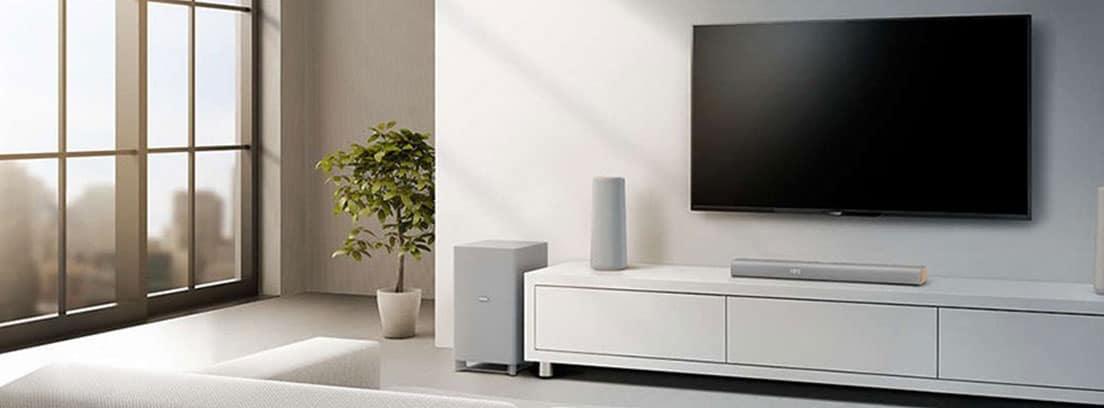 Televisión casa