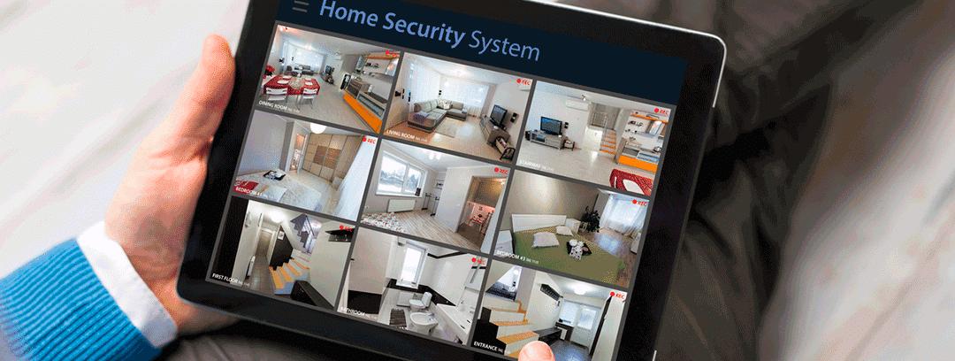 Cómo vigilar tu hogar desde el móvil