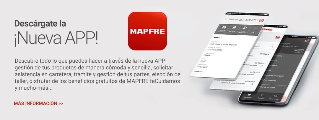 Gestiona cómodamente tu Seguro de Hogar con la nueva App MAPFRE