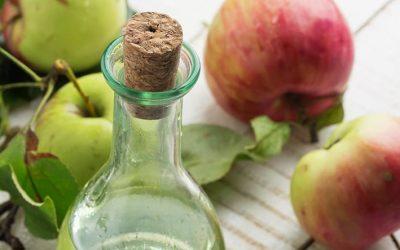 Receta del vinagre de manzana