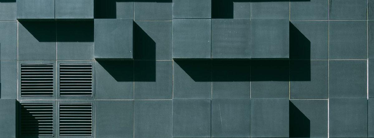 Paneles de GRC en revestimiento exterior de fachada