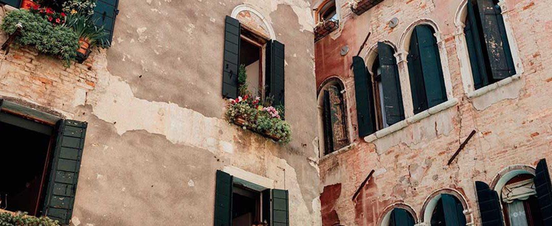 Cómo podemos identificar las fachadas protegidas