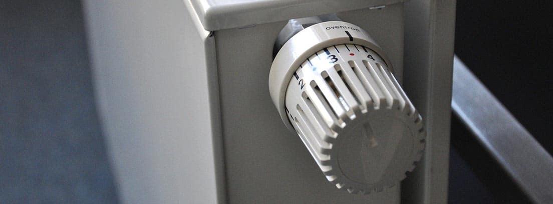 Acumulador eléctrico con termostato