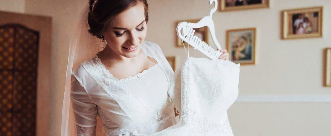 Guardar el vestido de novia: ¿qué opciones tengo?