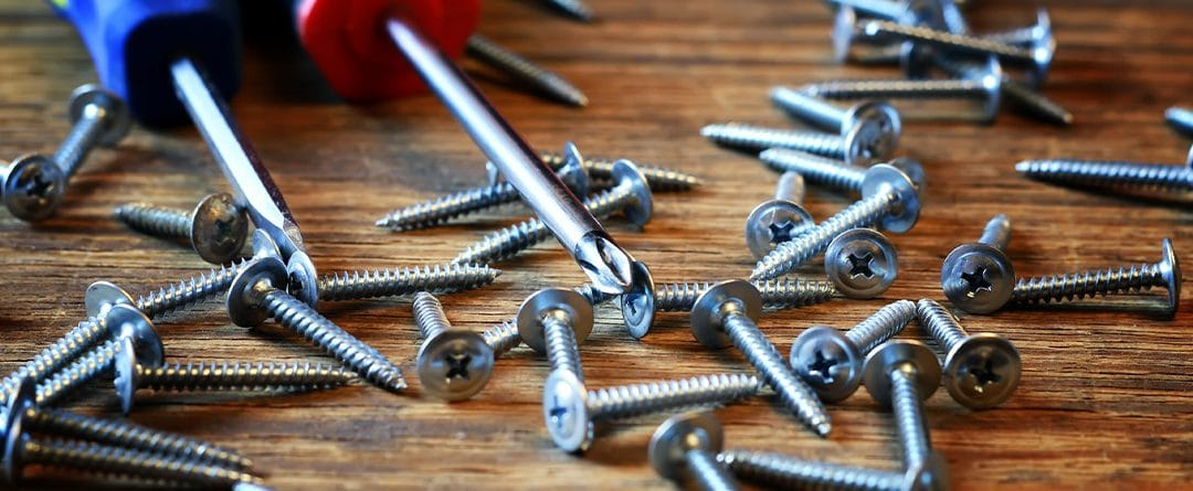 Métodos para arreglar una rosca pasada