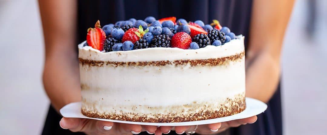 10 formas de decorar una tarta