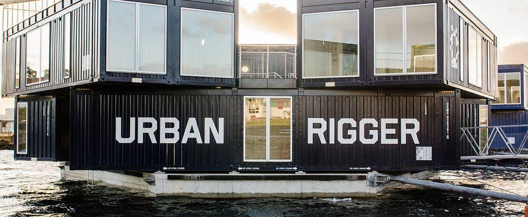 Casas con contenedores marítimos. Una opción económica