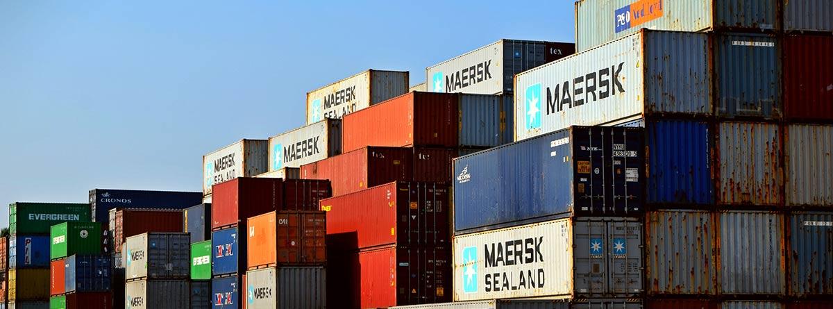 contenedores de carga