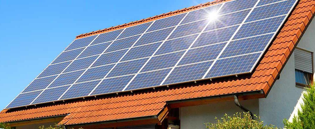 Tipos de subvenciones para paneles solares
