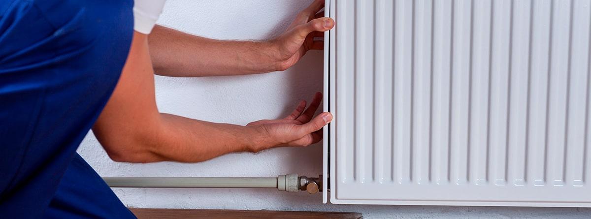 cómo mover un radiador de sitio