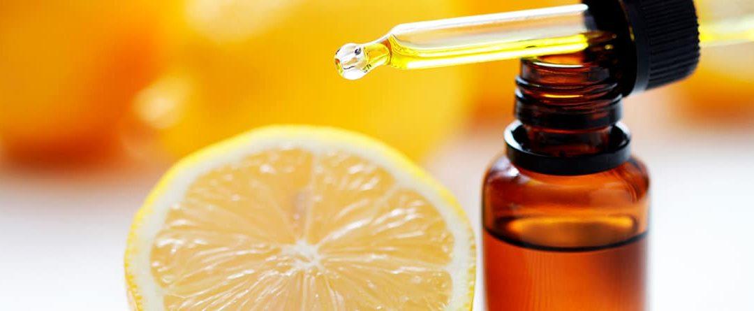 Aceite de limón para muebles