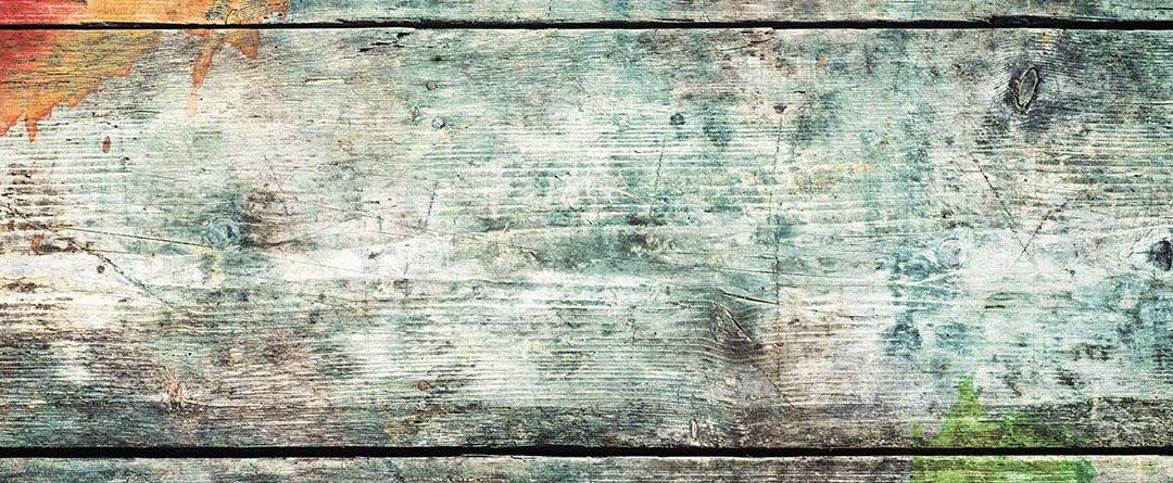 Cómo eliminar el moho de la madera